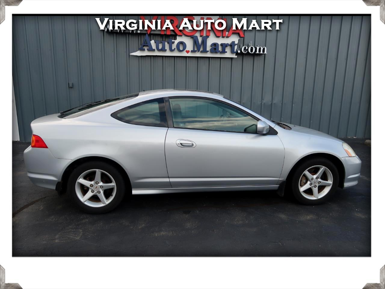 Acura RSX 3dr Sport Cpe Type S 2002