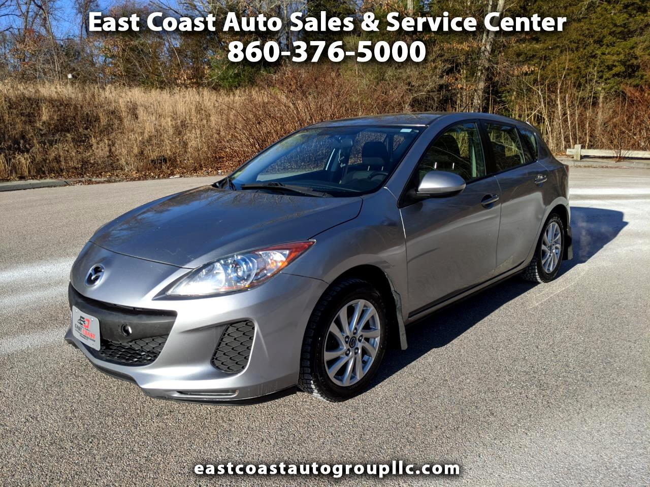 Mazda MAZDA3 i Touring MT 5-Door 2013