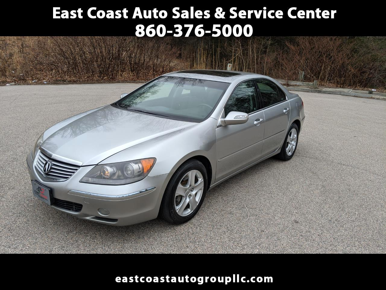 Acura RL CMBS/PAX Package 2007