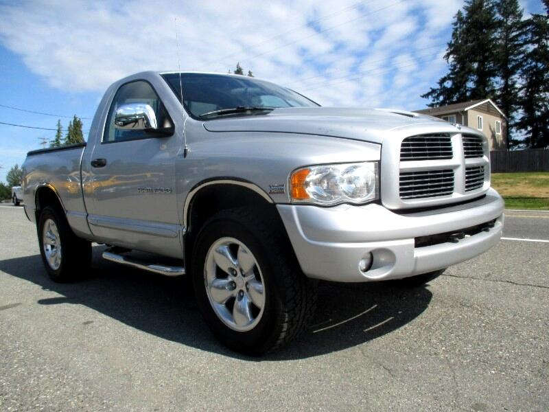 Dodge Ram 1500 Laramie Long Bed 4WD 2005