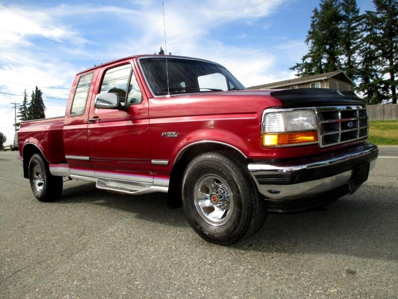 Ford F-150 SuperCab 2WD 1992