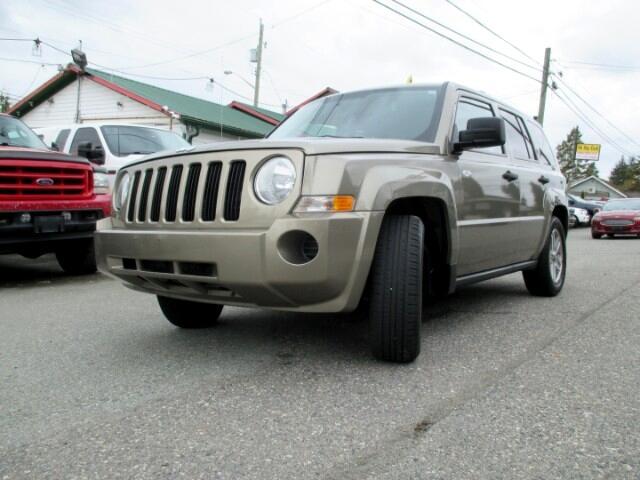 Jeep Patriot Sport 4WD 2008