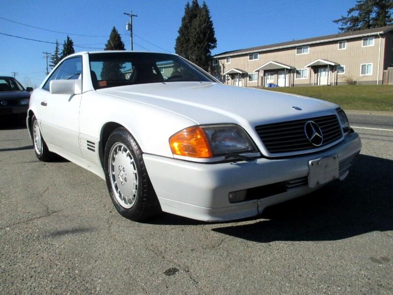 Mercedes-Benz 300 SL coupe/roadster 1990