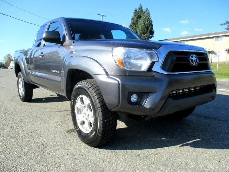 Toyota Tacoma Access Cab V6 Auto 4WD 2012