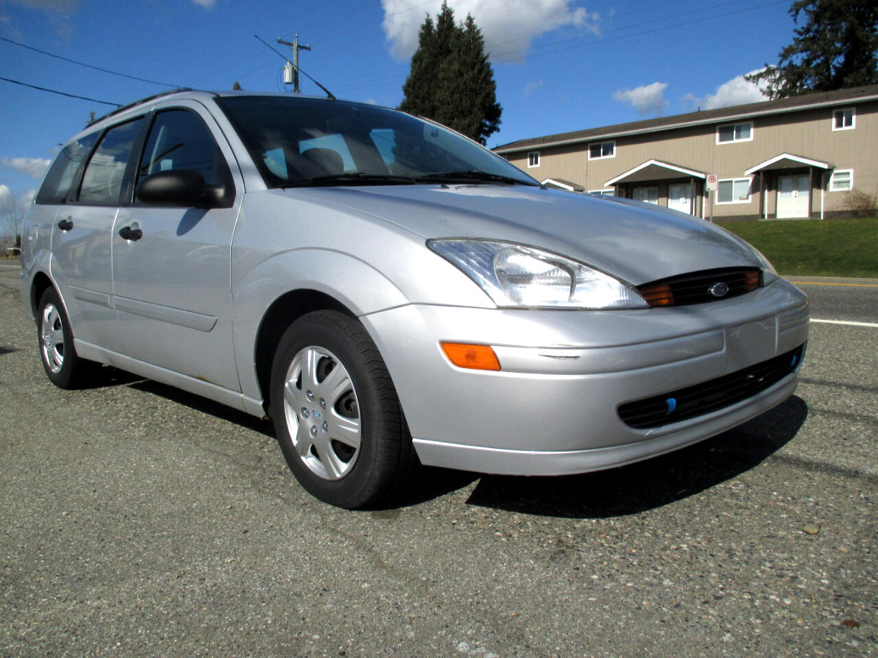 Ford Focus Wagon  2002