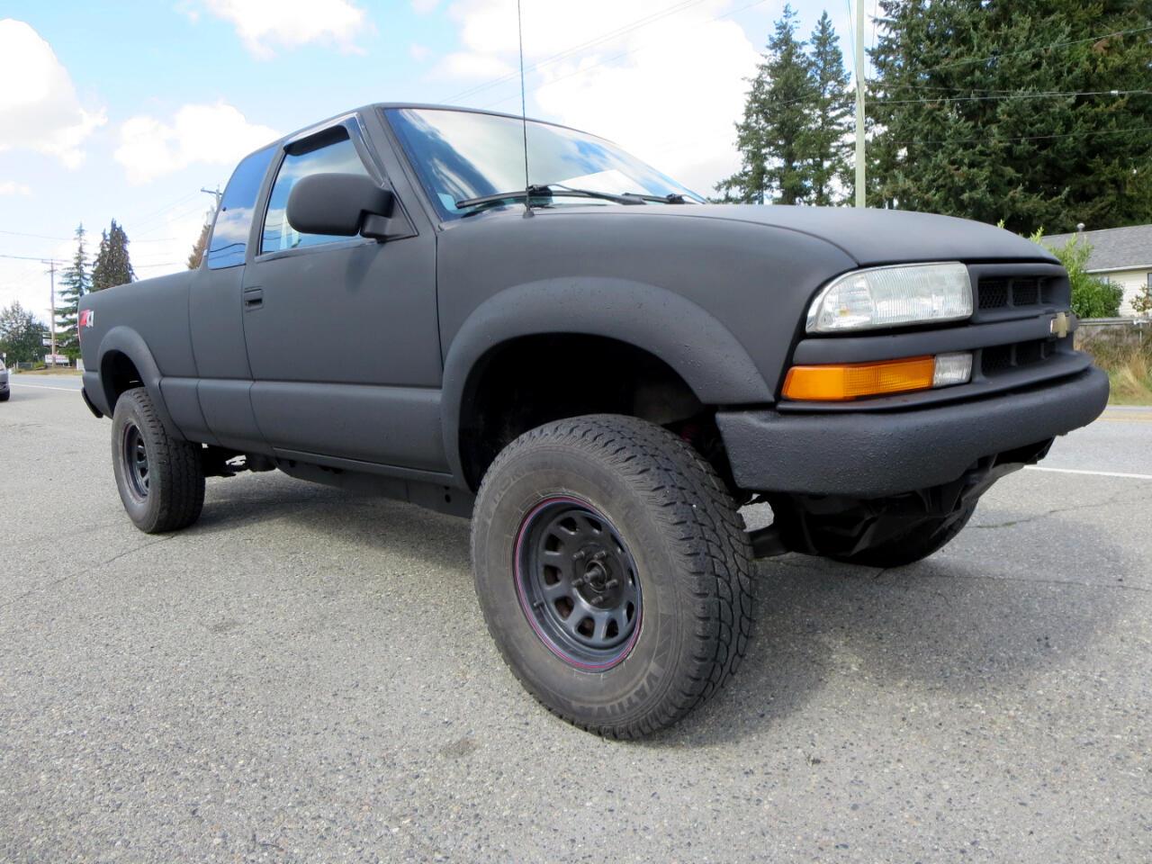 Chevrolet S10 Pickup  2002