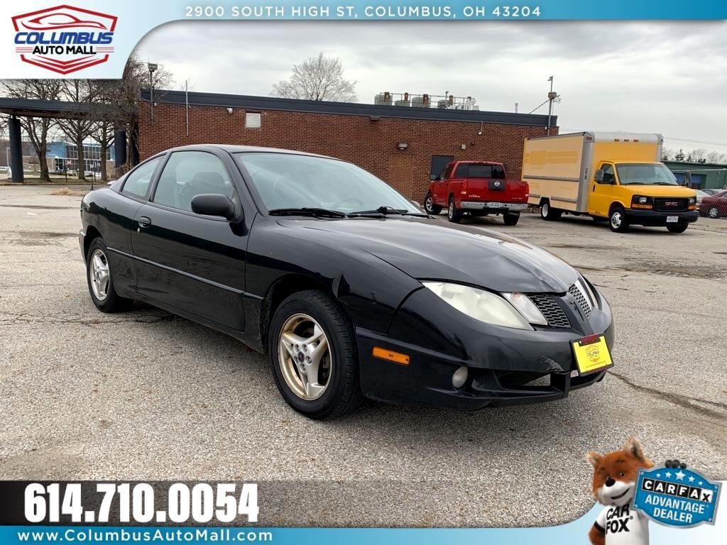 Pontiac Sunfire Coupe w/1SV 2005