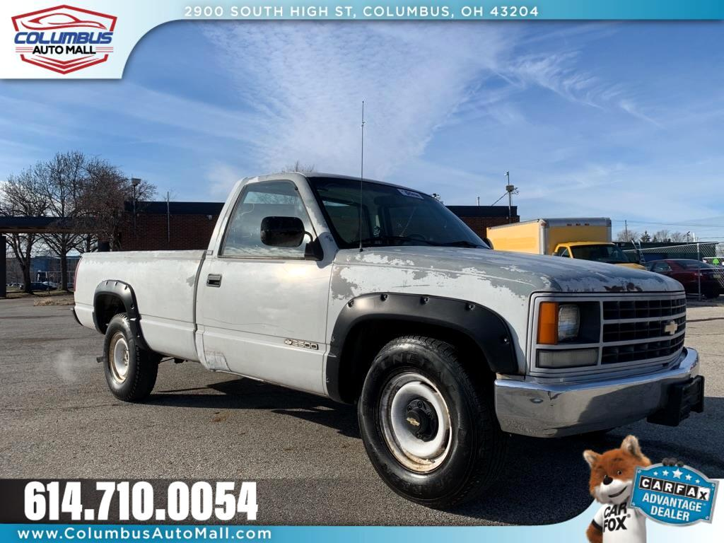 Chevrolet C/K 2500 Reg. Cab 8-ft. Bed 2WD 1988