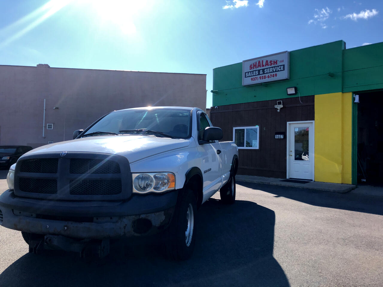 Dodge Ram 1500 ST Long Bed 4WD 2003