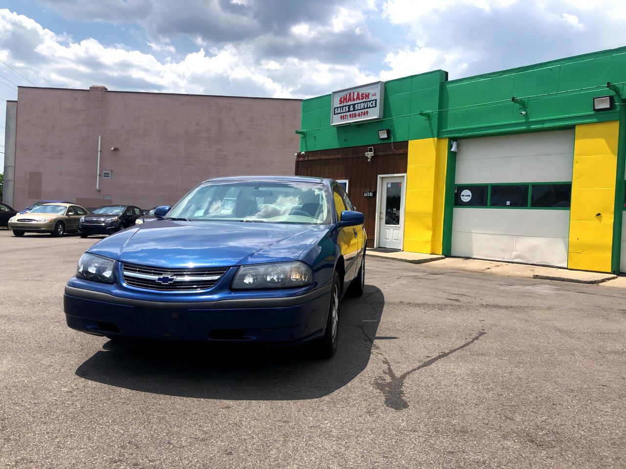 Chevrolet Impala Base 2003