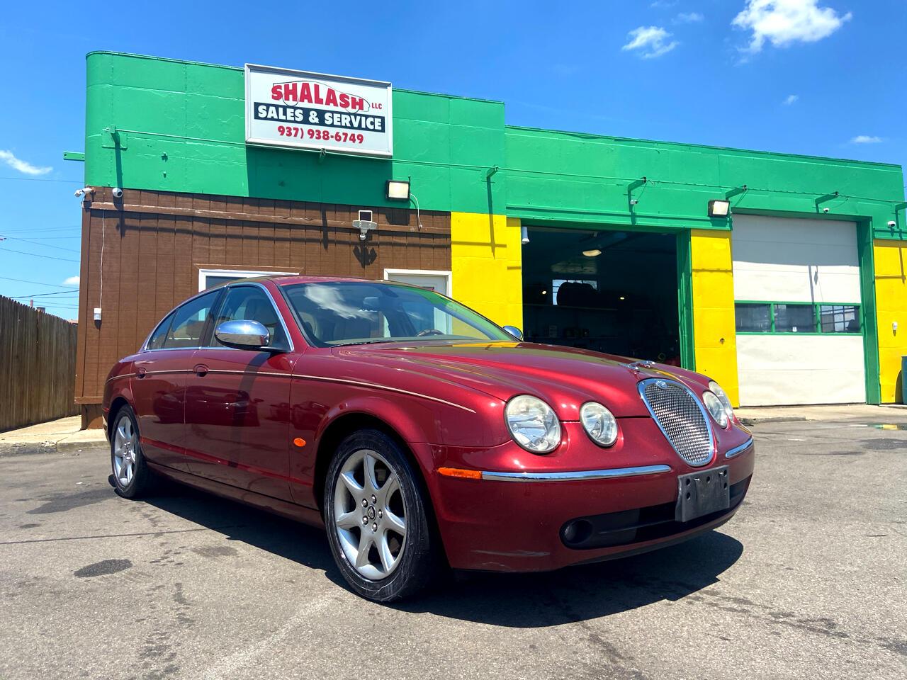 Jaguar S-Type 3.0 2007