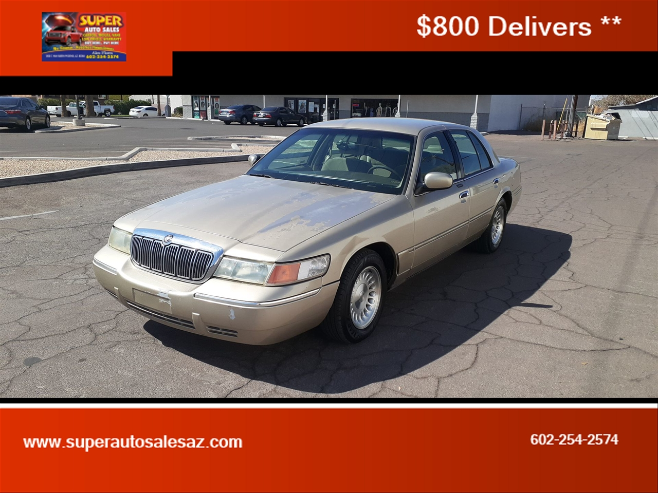 Mercury Grand Marquis LS 1999