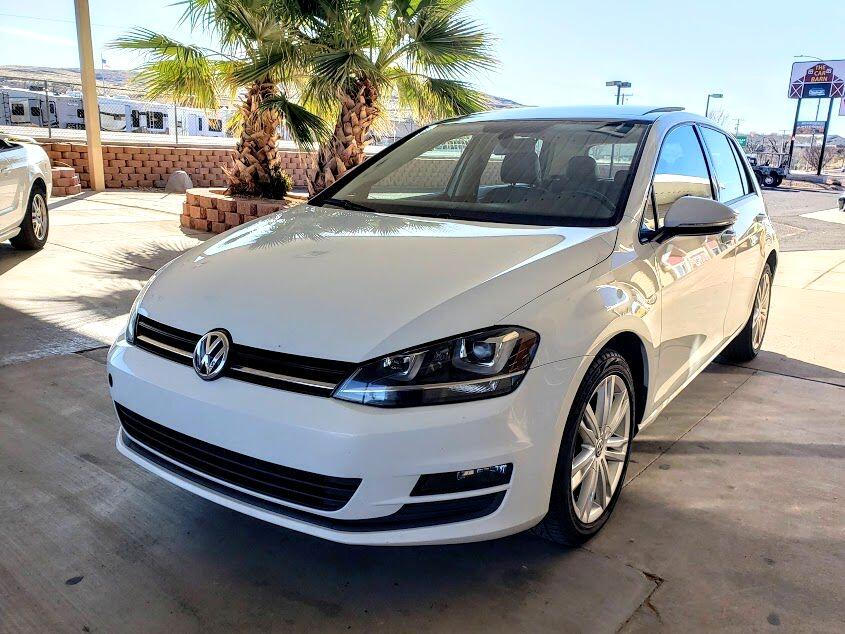 Volkswagen Golf TDI S 6A 2015