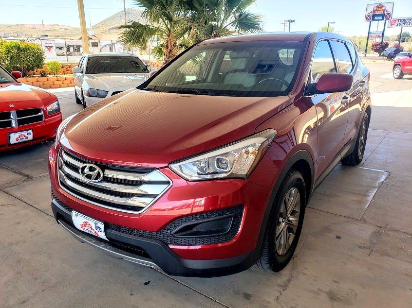 Hyundai Santa Fe Sport 2.4 AWD 2015