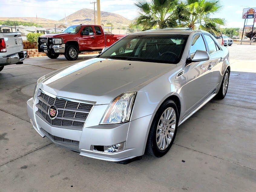 Cadillac CTS 3.0L Perfomance w/ Navi 2010