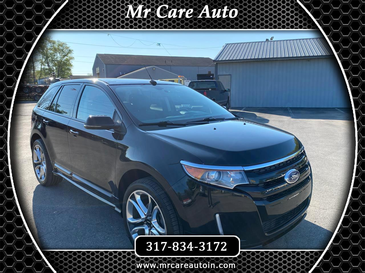 Ford Edge 4dr Sport AWD 2013