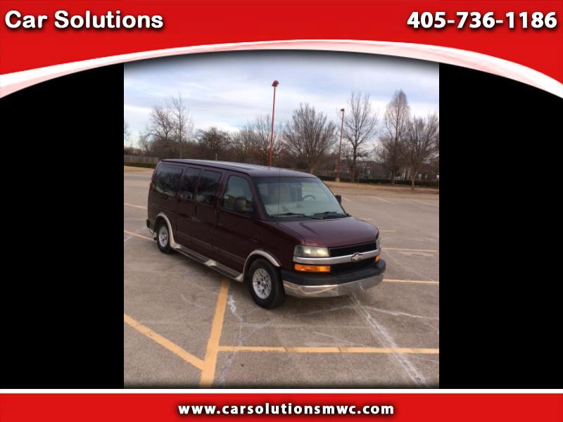 Chevrolet Express 1500 Cargo 2003