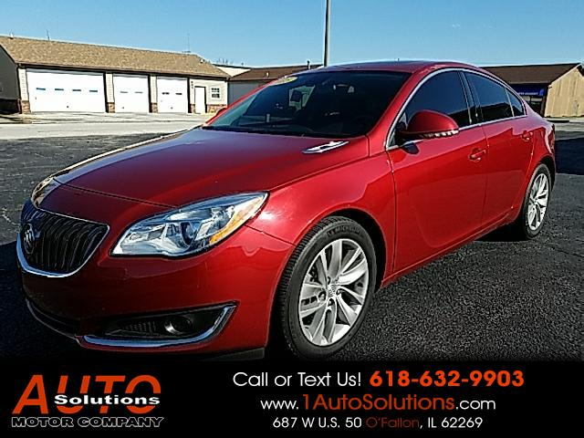 2015 Buick Regal CXL - 2XL
