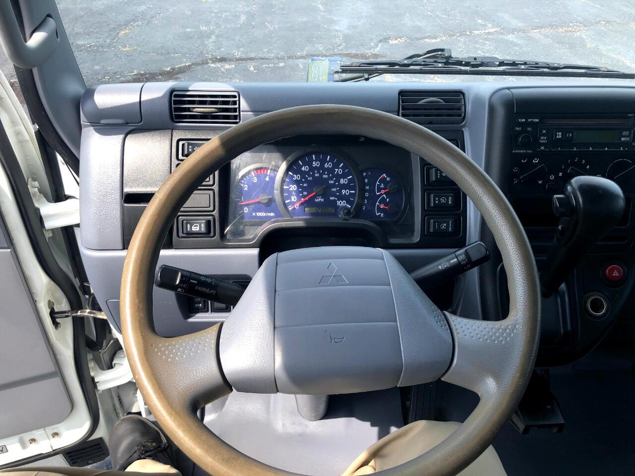 2010 Mitsubishi Fuso FE145 Diesel