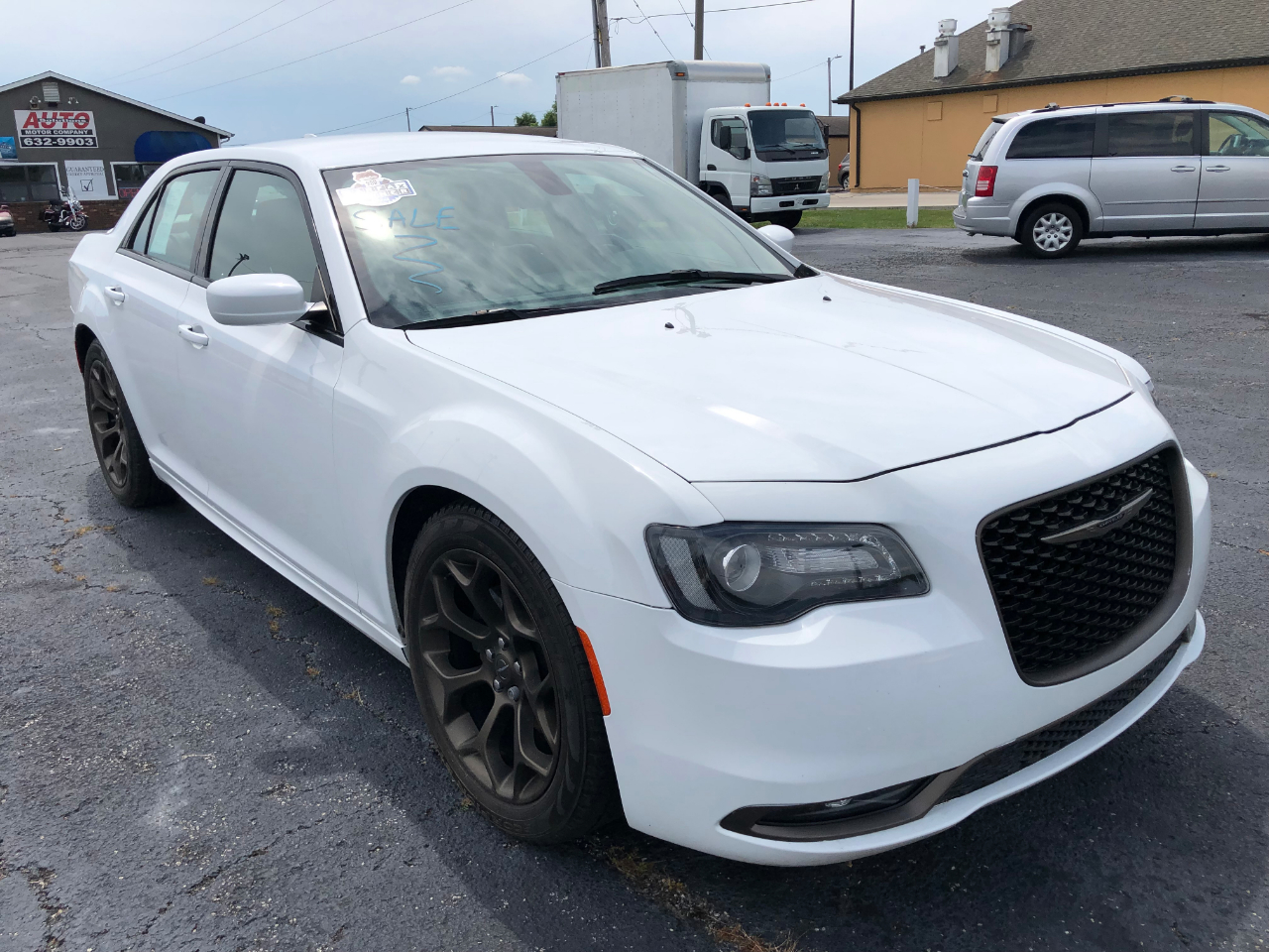 2016 Chrysler 300 4dr Sdn 300S Alloy Edition RWD