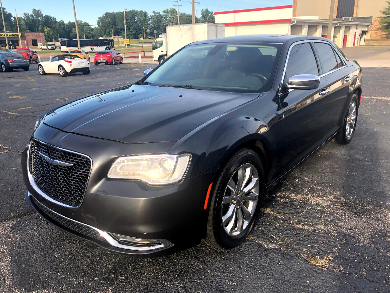 2016 Chrysler 300 300C AWD