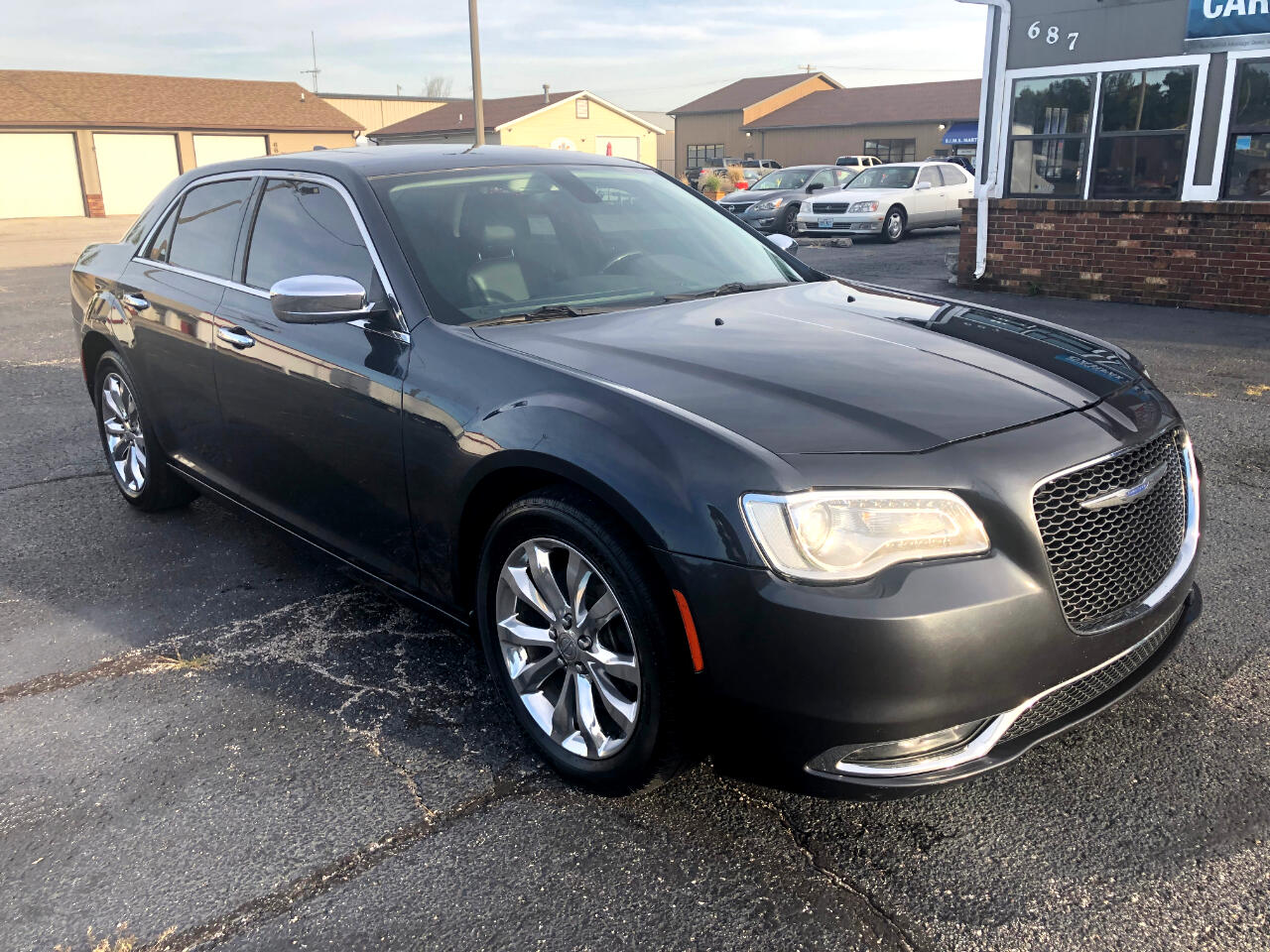 Chrysler 300 300C AWD 2016