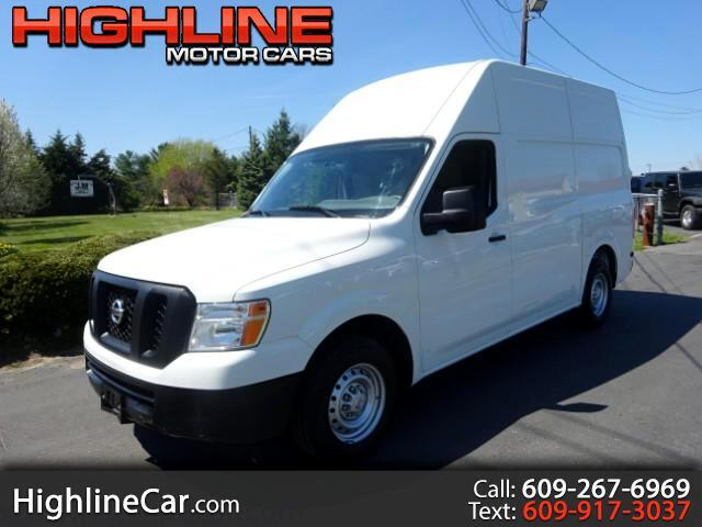 2015 Nissan NV Cargo 2500 HD S V6 High Roof
