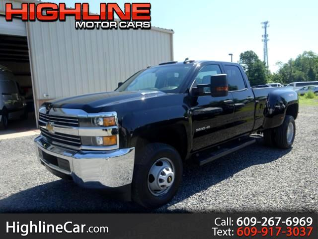 2016 Chevrolet Silverado 3500HD Work Truck Double Cab Long Box 4WD