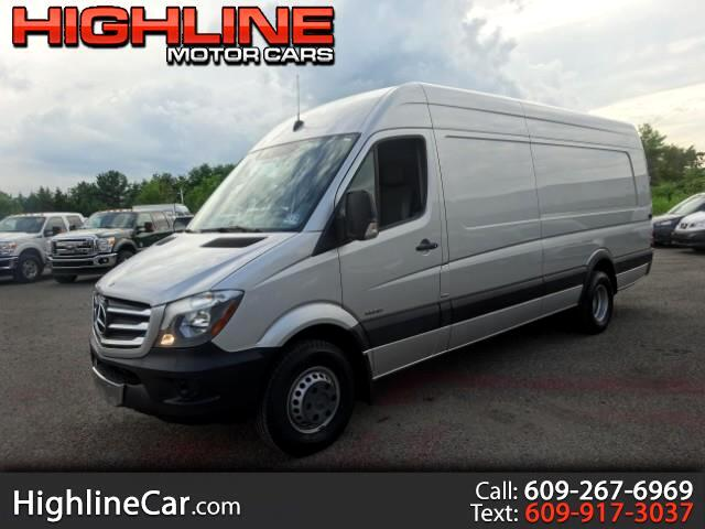 2014 Mercedes-Benz Sprinter 3500 High Roof 170-in. WB EXT