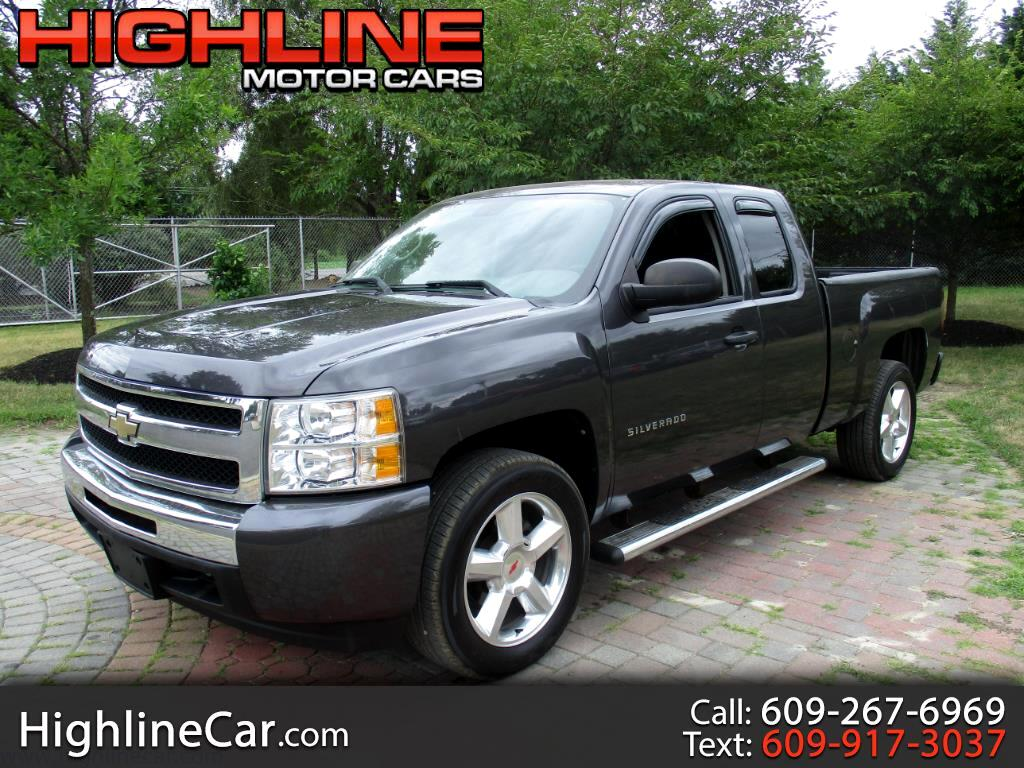 2010 Chevrolet Silverado 1500 Work Truck Extended Cab 2WD