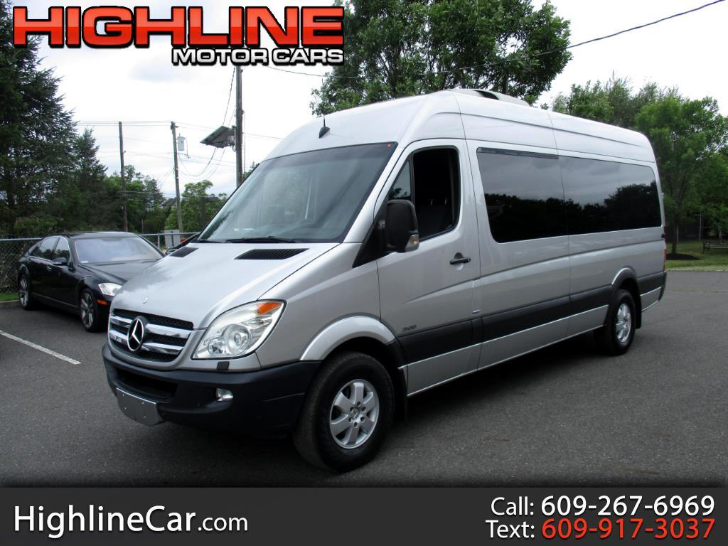 2010 Mercedes-Benz Sprinter 2500 Passenger Van High Roof 170-in. WB