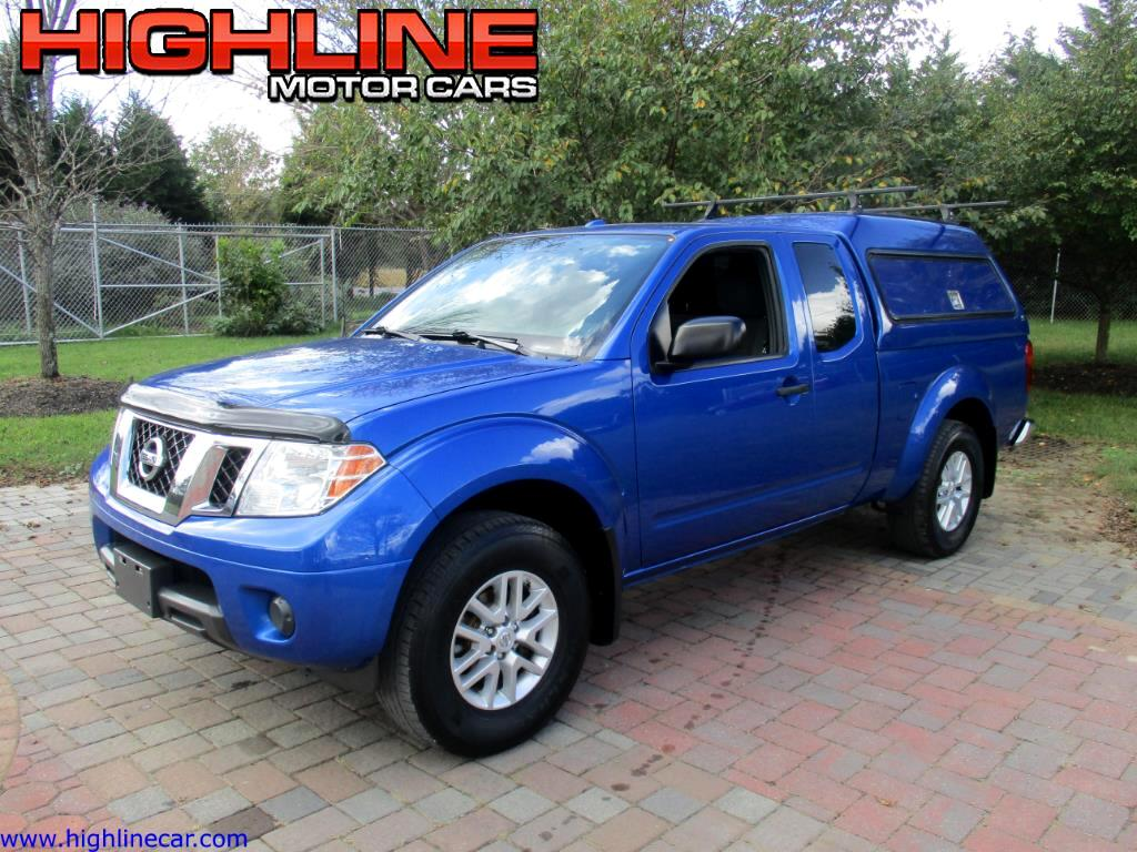 2014 Nissan Frontier 4WD King Cab Auto SV