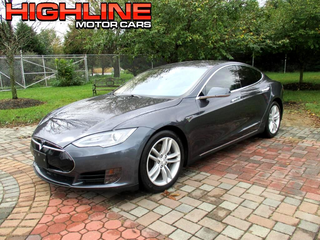 2015 Tesla Model S 4dr Sdn AWD 70D