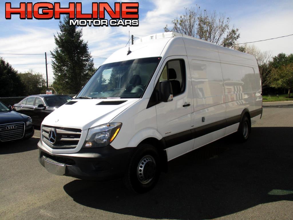 2014 Mercedes-Benz Sprinter Cargo Vans 3500 170