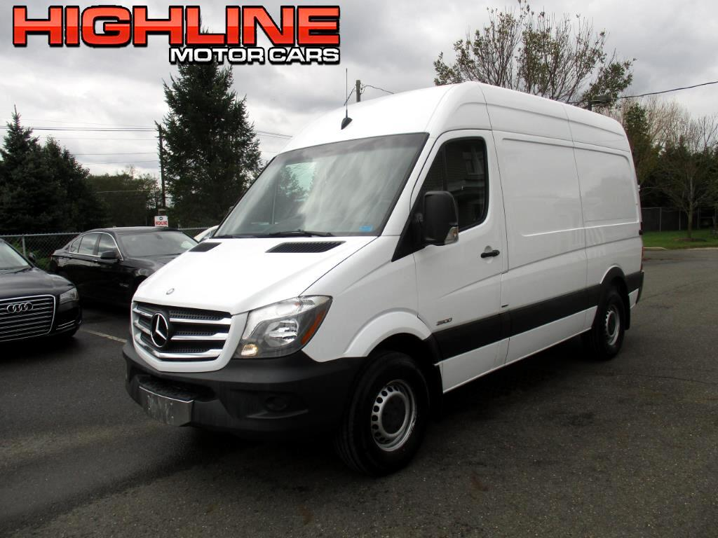2014 Mercedes-Benz Sprinter Cargo Vans 2500 144