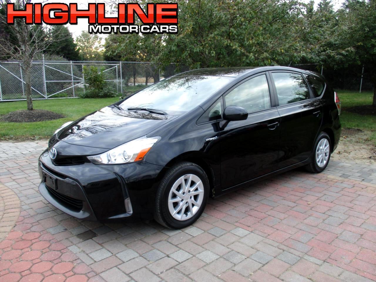 2015 Toyota Prius V 5dr Wgn Four (Natl)