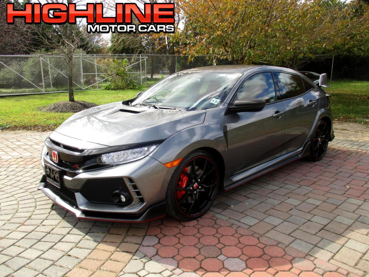 2018 Honda Civic Type R Touring Manual