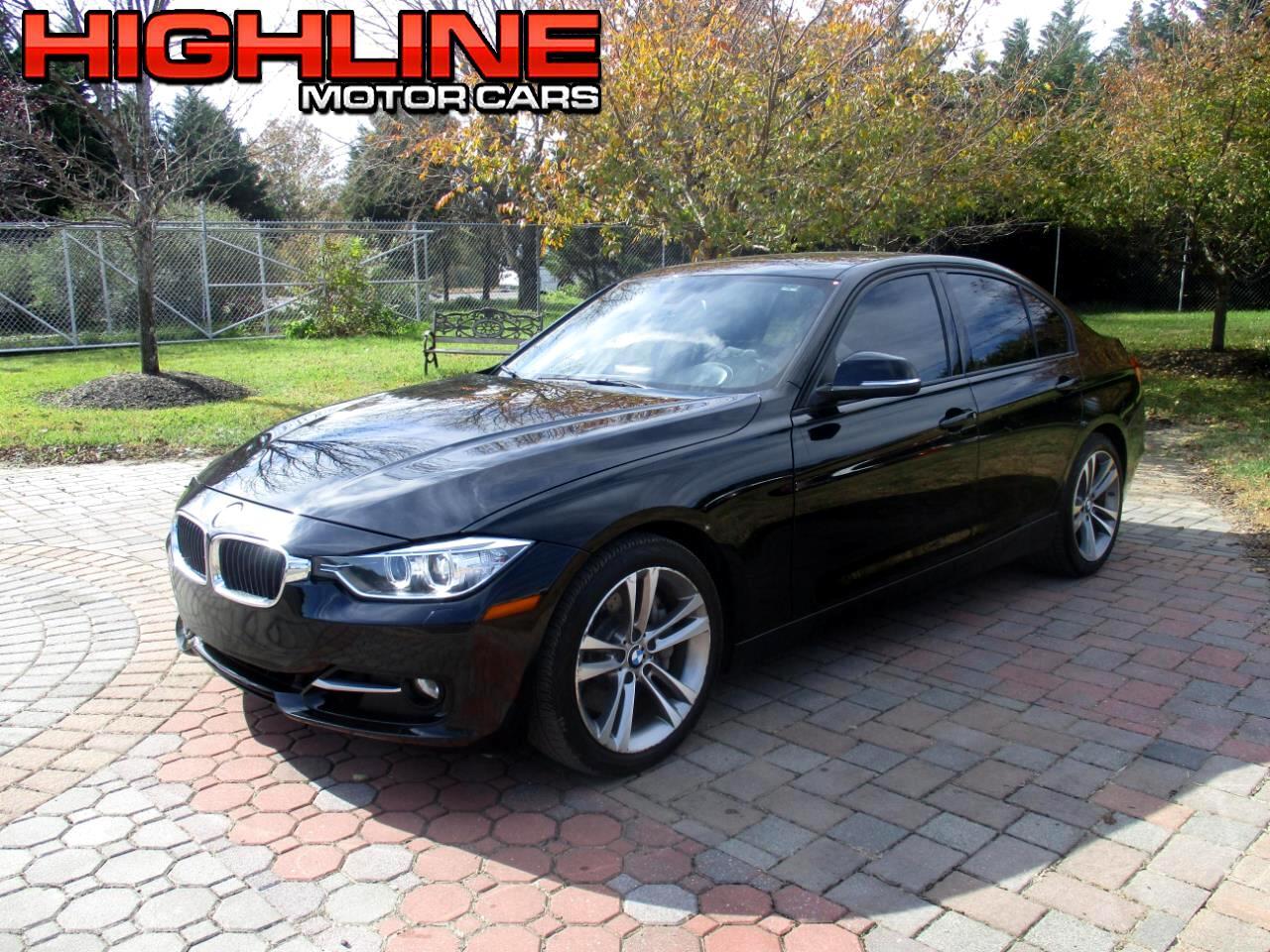2012 BMW 3 Series 4dr Sdn 335i RWD