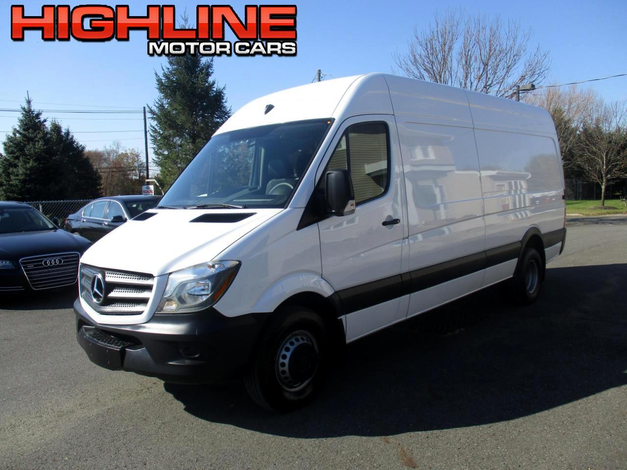 2015 Mercedes-Benz Sprinter Cargo Vans RWD 3500 170
