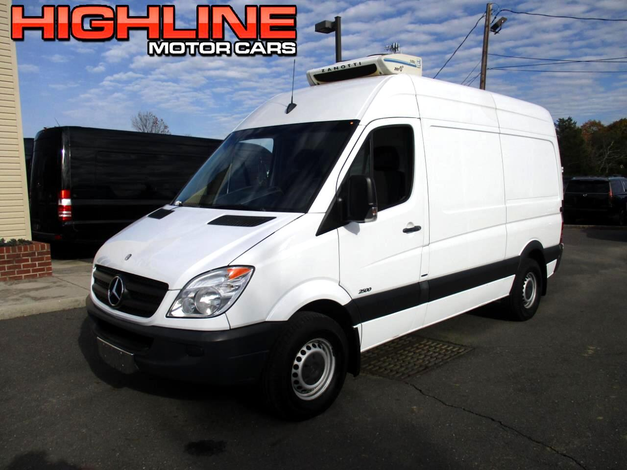 2013 Mercedes-Benz Sprinter Cargo Vans 2500 144
