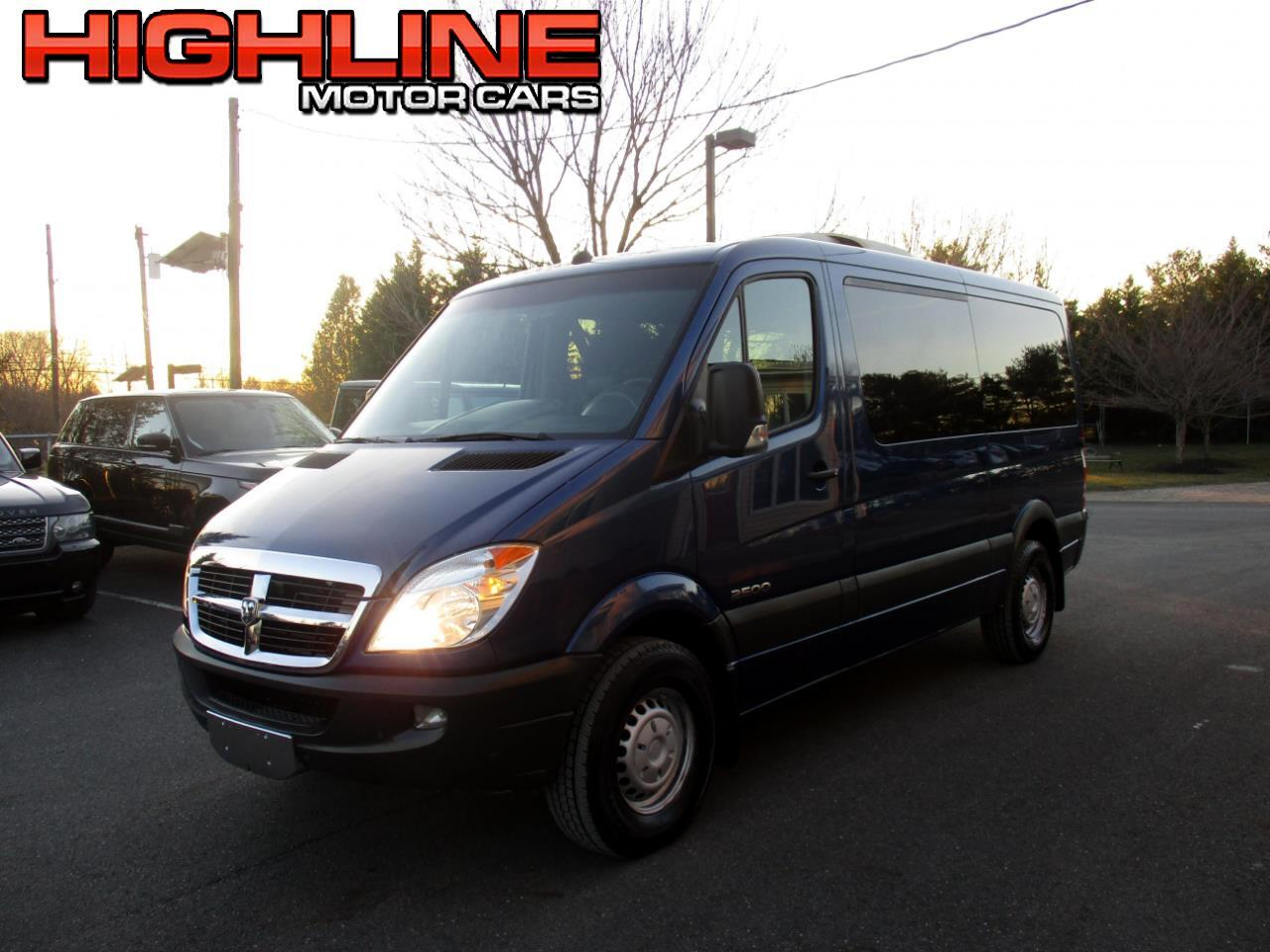 2008 Dodge Sprinter Wagon 2500 144""