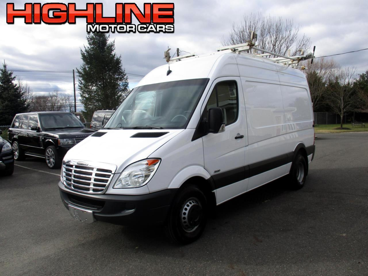 2013 Mercedes-Benz Sprinter Cargo Vans 3500 144""