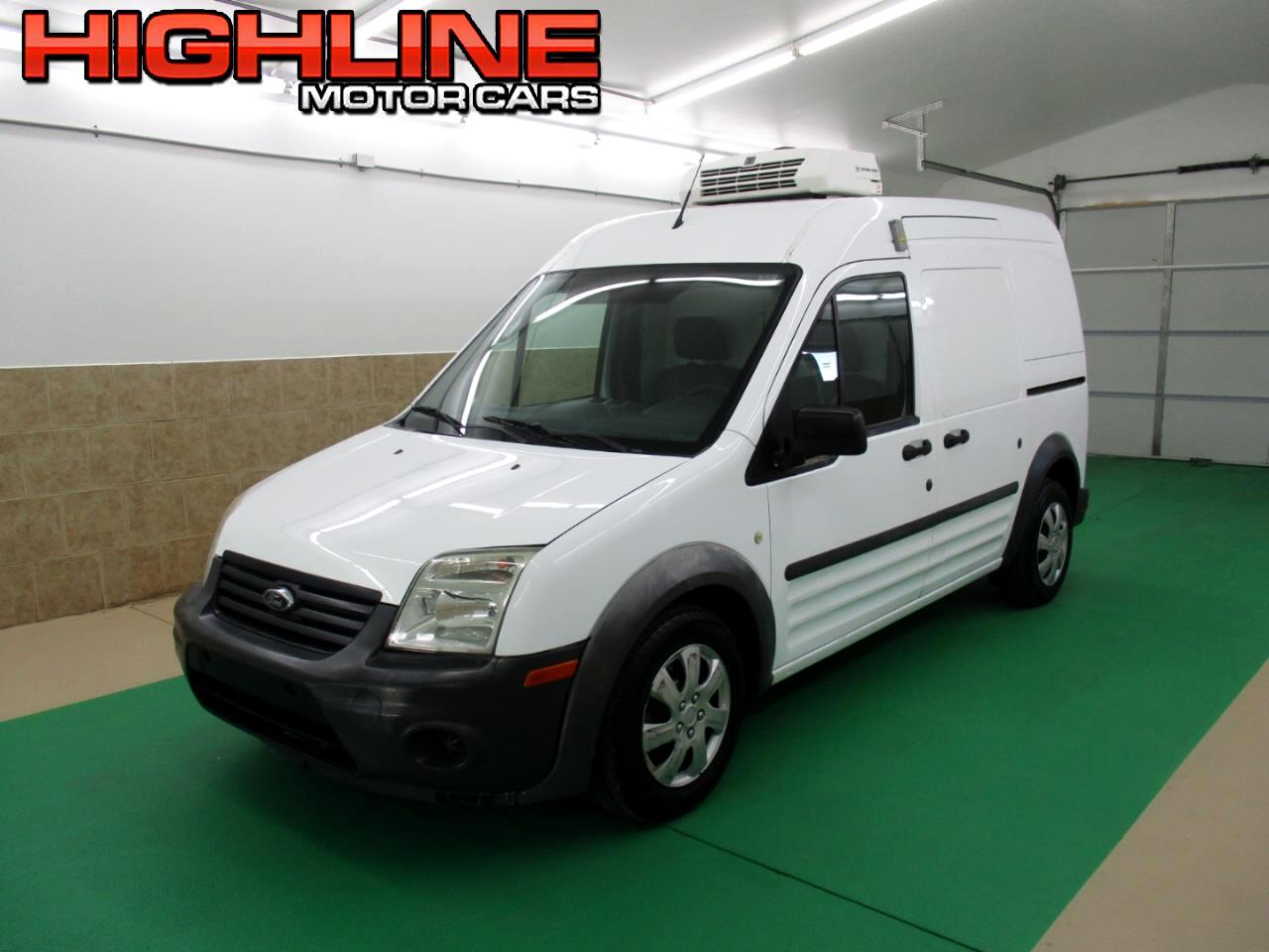 "2011 Ford Transit Connect 114.6"" XL w/o side or rear door glass"