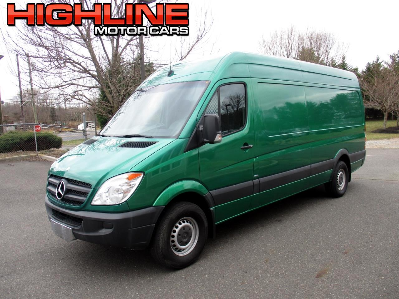 2013 Mercedes-Benz Sprinter Cargo Vans 2500 170