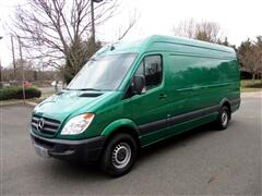 2013 Mercedes-Benz Sprinter Cargo Vans