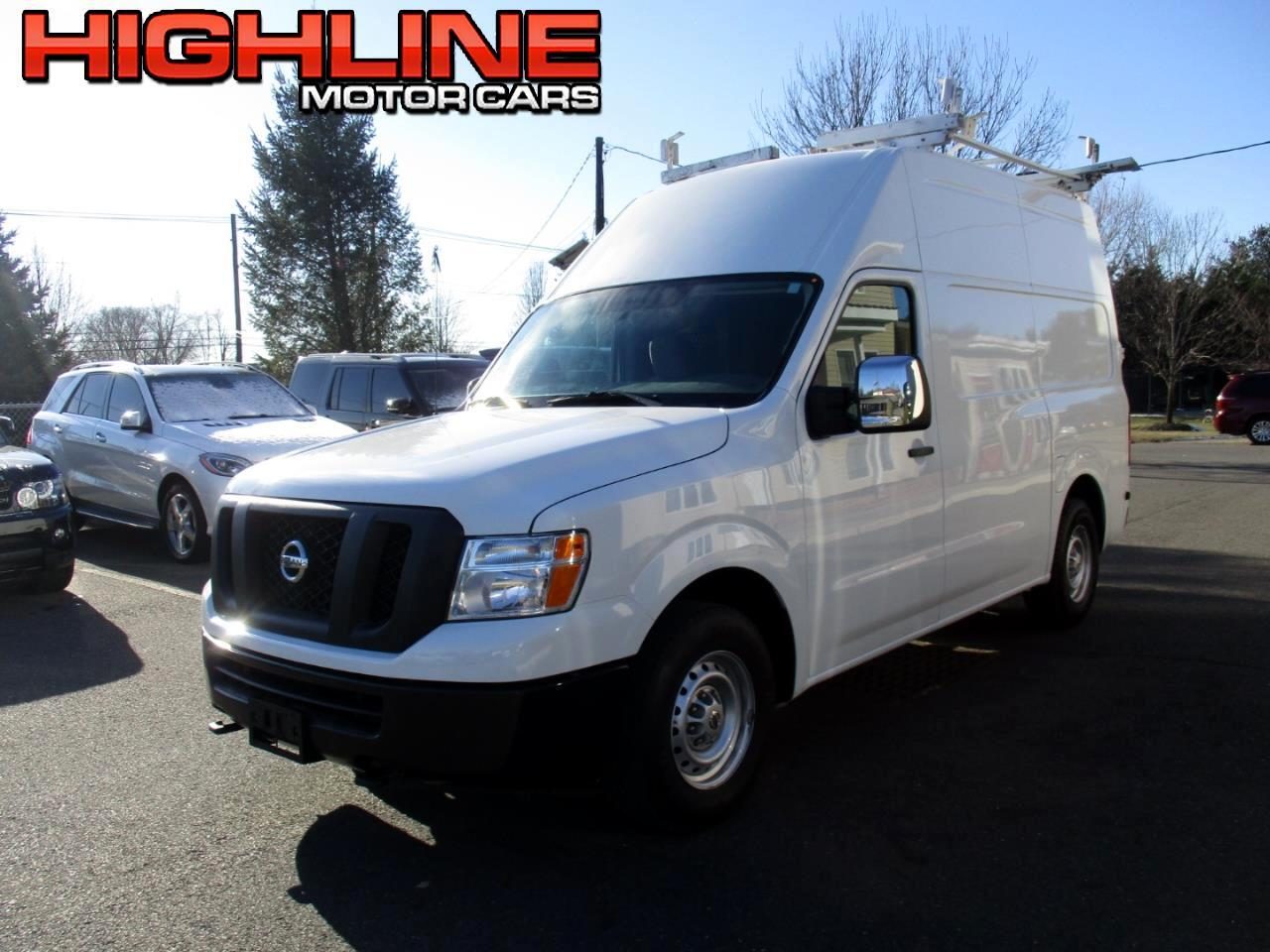 2016 Nissan NV High Roof 3500 V8 S