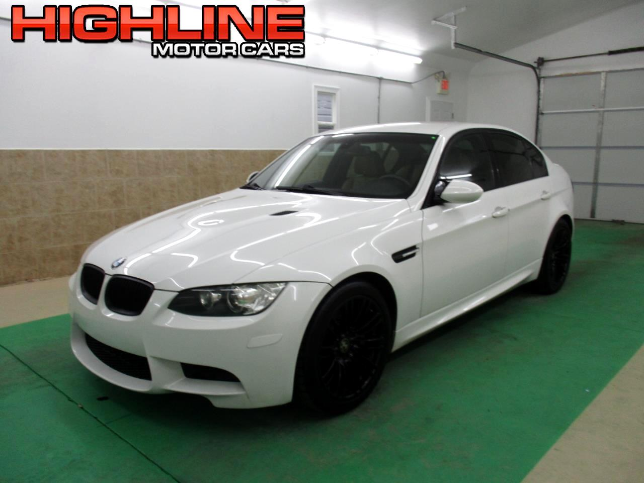 2008 BMW 3 Series 4dr Sdn M3