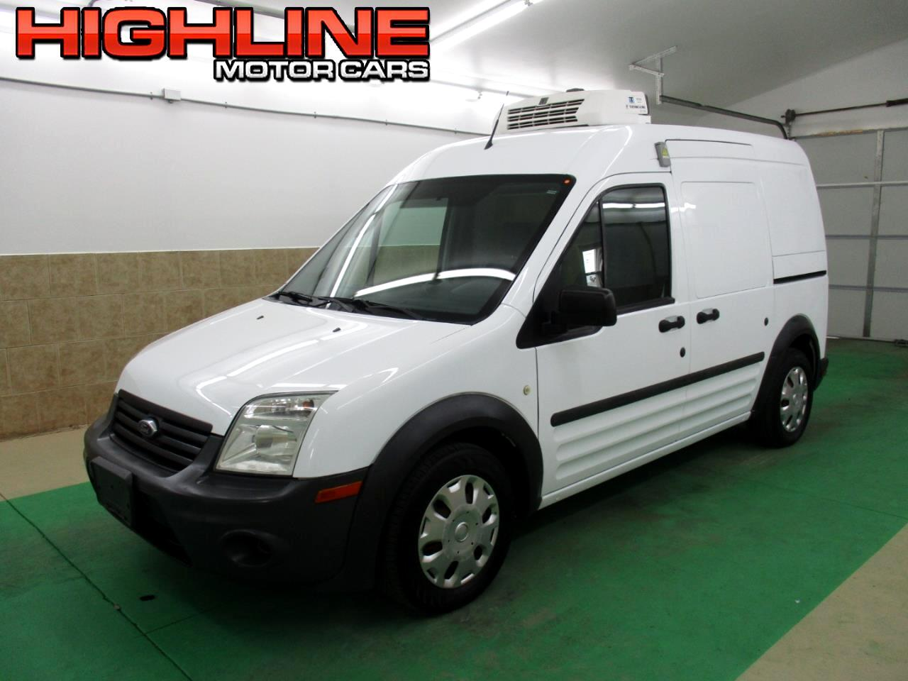 """2010 Ford Transit Connect 114.6"""" XL w/o side or rear door glass"""