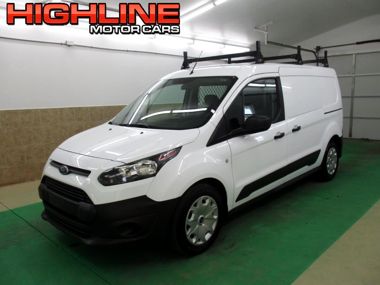 2018 Ford Transit Connect Van XL LWB w/Rear Symmetrical Doors