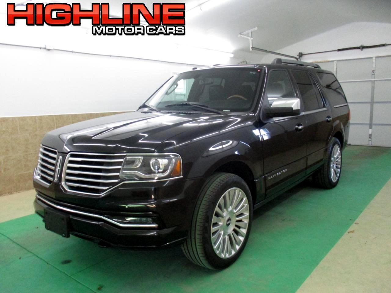 2016 Lincoln Navigator 4WD 4dr Select